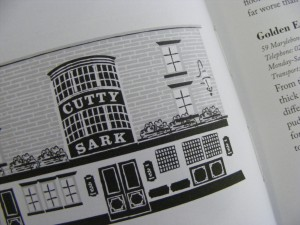 Cutty Sark pub by Anna Hurley