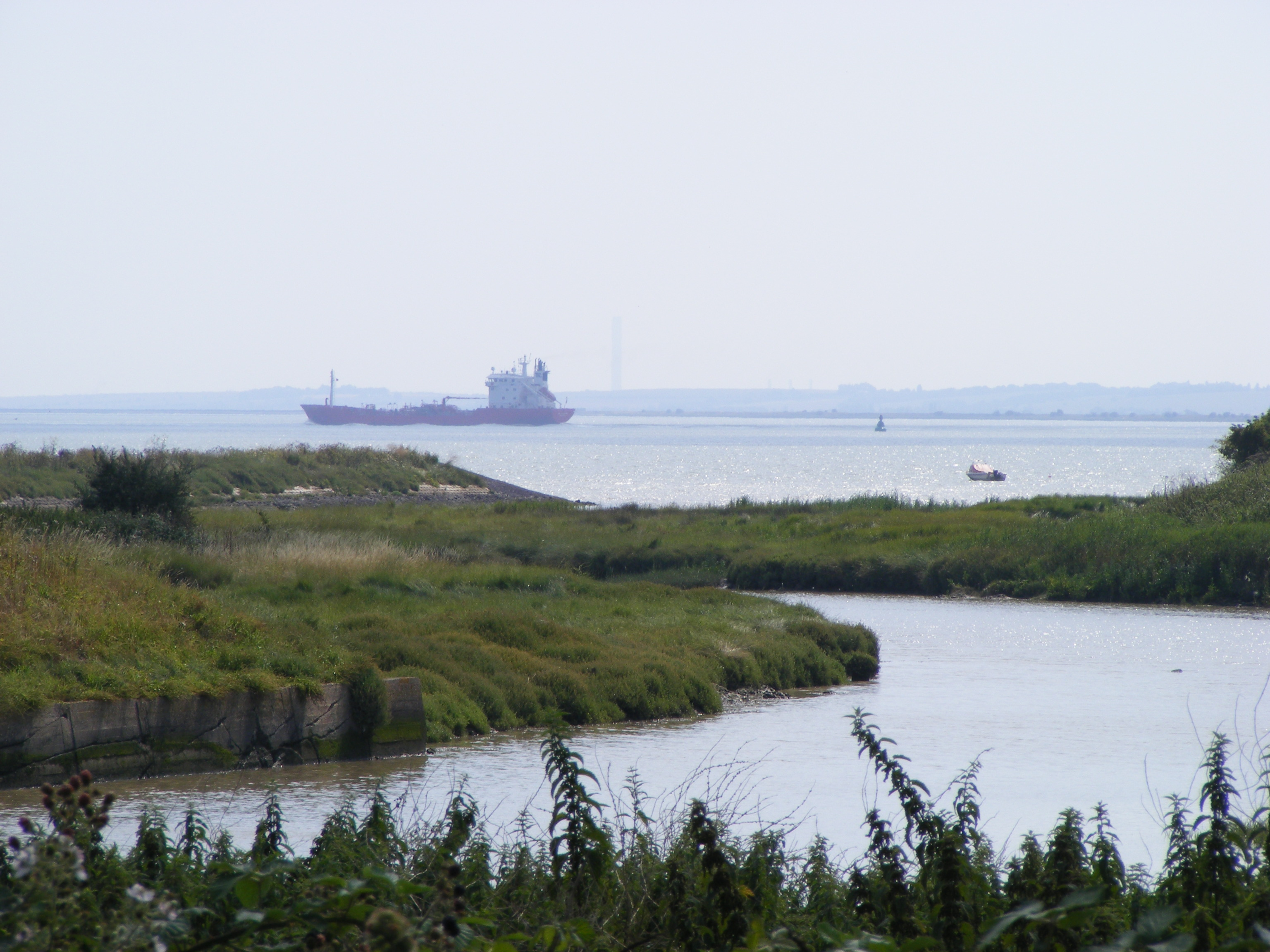 Thames Estuary Path opens | The Thames Path by Leigh Hatts