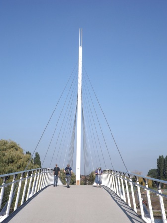Reading's new bridge