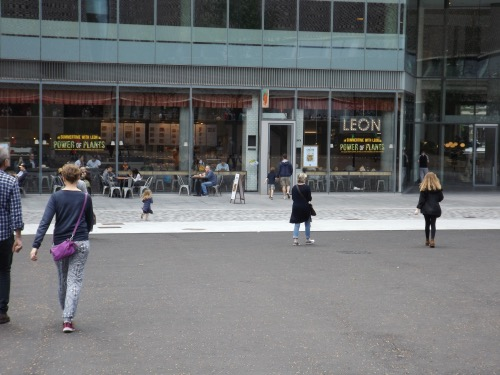 Leon on Bankside